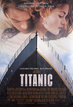 Titanic 1997 U.S. One Sheet Poster