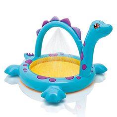 """» Intex Dino Spray Pool, 90"""" X 65"""" X 46"""""""