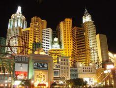 Las Vegas - Le New-York-New-York