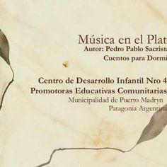 Música en el Plato Autor: Pedro Pablo Sacristan Cuentos para Dormir Centro  de Desarrollo Infantil