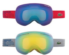 Check out these Dragon Alliance and Lacoste Lab Design Limited Edition Goggles!