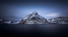 Norway_Lofoten Olstind Photo by Isabelle Bacher — National Geographic Your Shot