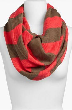 Rugby Stripe Infinity Scarf | Nordstrom - Click for More...