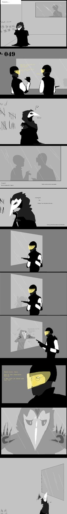 Pg Not Covered by most Insurance Policies by parenthesisgrey on DeviantArt Scp 49, Steven Universe, Villainous Cartoon, Plague Doctor, Cute Gay Couples, Creepypasta, Funny Comics, Funny Kids, Fnaf