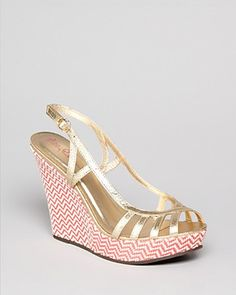 Lilly Pulitzer : Sophie Strappy Wedge | Bloomingdale's