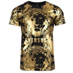 Autumn/Winter 2014 men's versace versus t-shirt