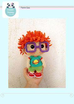 Kawaii Crochet, Cute Crochet, Knit Crochet, Crochet Doll Tutorial, Crochet Doll Pattern, Pattern Cute, Crochet Amigurumi Free Patterns, Yarn Crafts, Crochet Projects