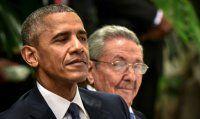 10 momentos del histórico encuentro EU-Cuba en La Habana.