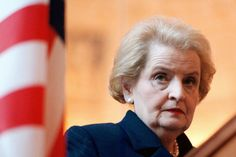 OFFICIAL VISIT OF MADELEINE ALBRIGHT TO ITALY