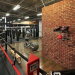 A look inside a TITLE Boxing Club location.