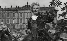 The last of the famous Mitford sisters, the  Dowager Duchess of Devonshire,   has died. Take a look at her amazing gardens at Chatsworth in Derbyshire.