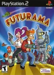 Futurama - PS2 Game