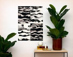 Waves, Black by Kristina Krogh | AnOther Loves