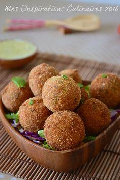 Croquettes de poulet facile | Le Blog cuisine de Samar