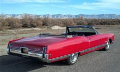 1968 Oldsmobile 98 convertible Maintenance/restoration of old/vintage vehicles: the material for new cogs/casters/gears/pads could be cast polyamide which I (Cast polyamide) can produce. My contact: tatjana.alic@windowslive.com