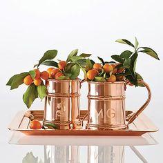 Love these Copper Mugs
