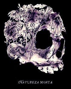 #Skulls #Purple