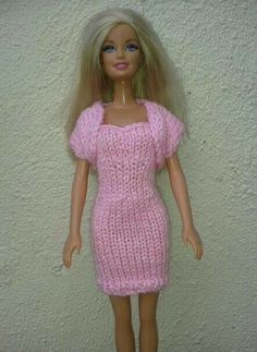 Knitting Patterns For Barbie Doll Clothes Free Free Knit Barbie Doll Clothes Patterns Knitting Pattern Ba. Knitting Patterns For Barbie Doll Clothes Free Free Free Barbie Clothes Knitting Patterns Patterns Knitting Bee. Sewing Barbie Clothes, Knitting Dolls Clothes, Barbie Clothes Patterns, Crochet Doll Clothes, Girl Doll Clothes, Clothing Patterns, Vintage Barbie Clothes, Barbie Knitting Patterns, Knitted Doll Patterns