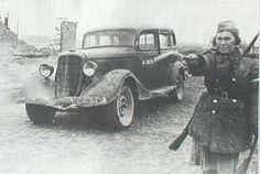 GAZ M-1 staff car