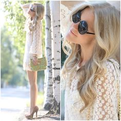 romwe.com lace dress!  #romwe