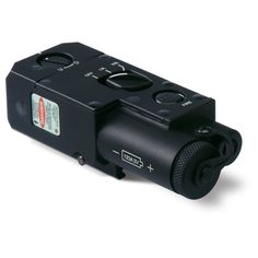 One of the smallest and most rugged dual function lasers available, the CQBL-1 is compatible with virtually every submachine gun and short barrel rifle, and packs the output power needed for use on carbine, rifle and light machine gun systems. Its low profile, lightweight housing was originally designed for a specific high profile VIP protective unit, who required a submachine gun laser solution which was concealable.