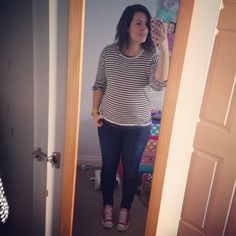 Stripes and converse