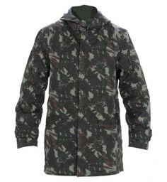 A Casaco Blusão Japona de Camuflada Tática Do Exército - Modelo Acolchoada  - 20% Off 8b4a97d0e0e