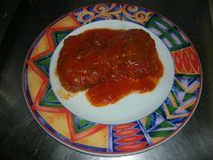 Bacalao con Tomate. Reserva online en EligeTuPlato.es
