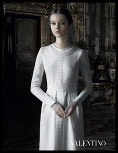 Valentino Fall/Winter 2012-13 Advertising Campaign
