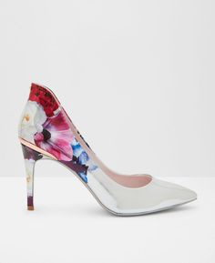05ea4f84c Printed leather court Ted Baker Shoes