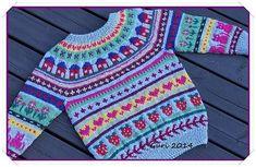 Ravelry: Guri-genser pattern by Guri Østereng Halvorsen Knitting For Kids, Baby Knitting, H Design, Kara, Ravelry, Knit Crochet, In This Moment, Sweaters, Pattern