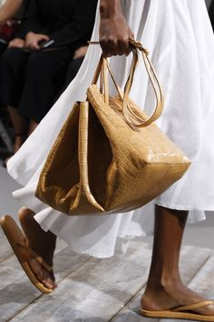Michael Kors Collection Spring 2018 Ready-to-Wear Accessories Photos - Vogue