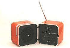 Radio TS 502 (1965) per Brionvega - Richard Sapper
