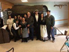 Los mayores de Taboada celebraron la II Fiesta de la Familia con una jornada centrada en la emigración