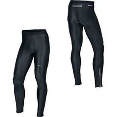 NIKE POWER SWIFT MEN'S RUNNING TIGHTS SMALL