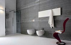 modern bathroom grey - Google Search