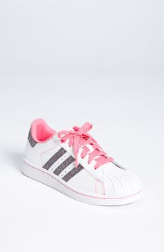 adidas 'Sparkle Superstar 2' Sneaker (Toddler & Little Kid) available at #Nordstrom