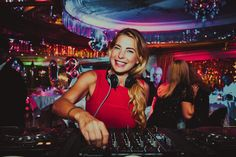 DJane Guilia Siegel at STOCK resort / www.at / Austria, Tyrol / Spa, Wellness, Concert, Recital, Concerts, Festivals