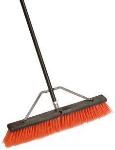 """24"""" Assembled Indoor and Outdoor Push Broom"""