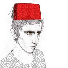 Guy with fez.