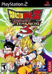 dragon ball budokai tenkaichi 3
