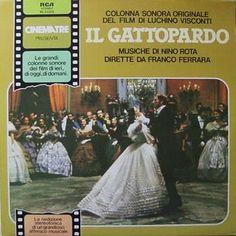 IL GATTOPARDO - ORIGINAL MOVIE SOUNDTRACK ITALY LP [Vinyl] Nino Rota