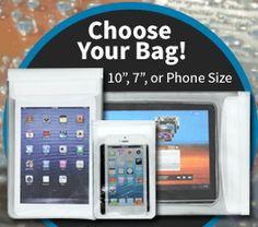 Splash Bag |  1576+ As Seen on TV Items: http://TVStuffReviews.com/splash-bag