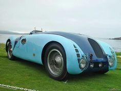 doyoulikevintage:  Bugatti 1936