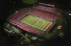 Rutgers Stadium - Birthplace of College Football