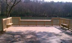 Need Decor Help! (tons of pics of Roswell river landing) - Weddingbee