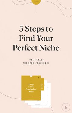 Oct 2019 - The most important part of any business is having someone to serve and sell to, which is why it's crucial to find your perfect niche.