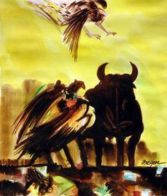 La Casa de Asterión No. 42 - Vol. XII - La pintura de Alejandro Obregón - Sala III. ALEJANDRO OBREGÓN - COLOMBIA Famous Colombians, Colombian Art, Geometric Symbols, Mellow Yellow, American Artists, Painting & Drawing, Moose Art, Gallery, Drawings