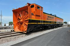 Great Northern Railroad, Train Museum, Bnsf Railway, Scheduled Maintenance, Train Tour, Snow Plow, New Market, News Media, Rotary