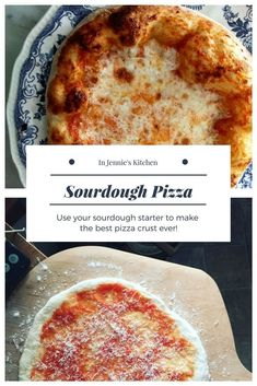Favorite Fall Recipes Make the best pizza crust ever using your sourdough starter. Roast Recipes, Cooking Recipes, Pizza Recipes, Lasagna Recipes, Dessert Recipes, Crockpot Recipes, Soup Recipes, Diet Recipes, Chicken Recipes